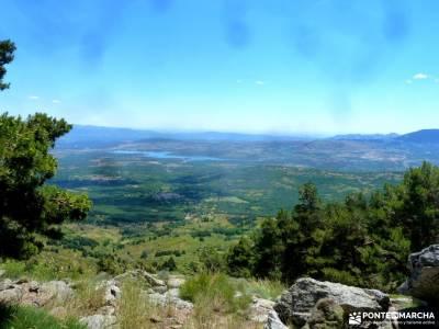 Chorro,Chorrera San Mamés_Valle del Lozoya;torcas de palancares y tierra muerta rio alberche aldea